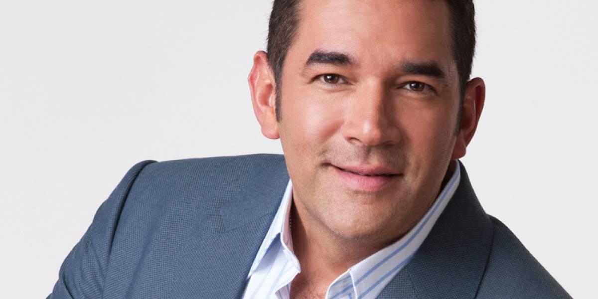 Eduardo Santamarina busca trabajo en otras televisoras, tras su salida de Televisa