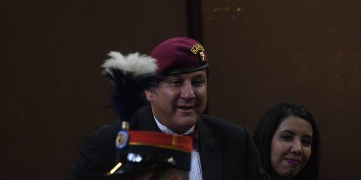 Diputado Estuardo Galdámez propondría punto resolutivo para desconocer a la CICIG