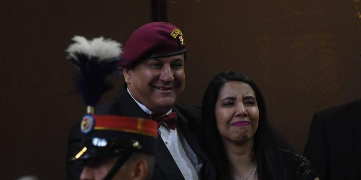 """Galdámez dice que se cometió una """"injusticia"""" en contra de Zury Ríos"""