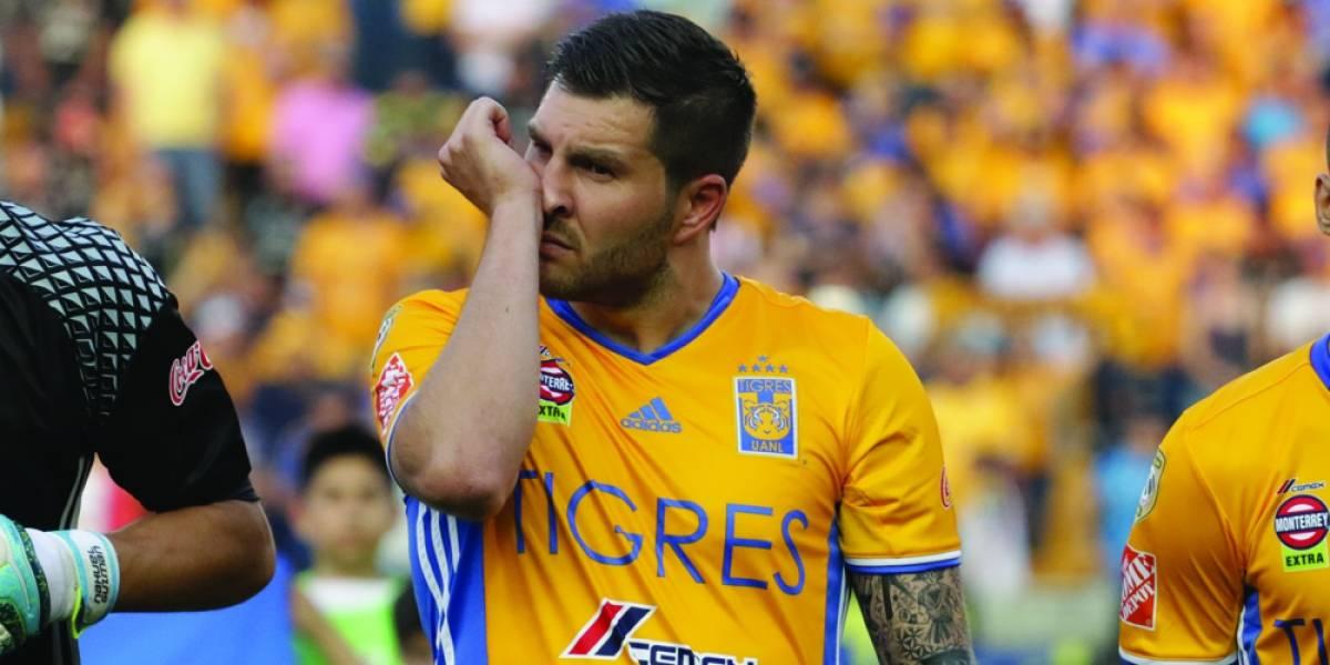 Directiva de Tigres asegura que Gignac seguirá con el equipo