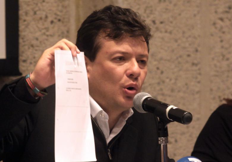 La tutela que Hollman Morris interpuso contra el CNE fue rechazada