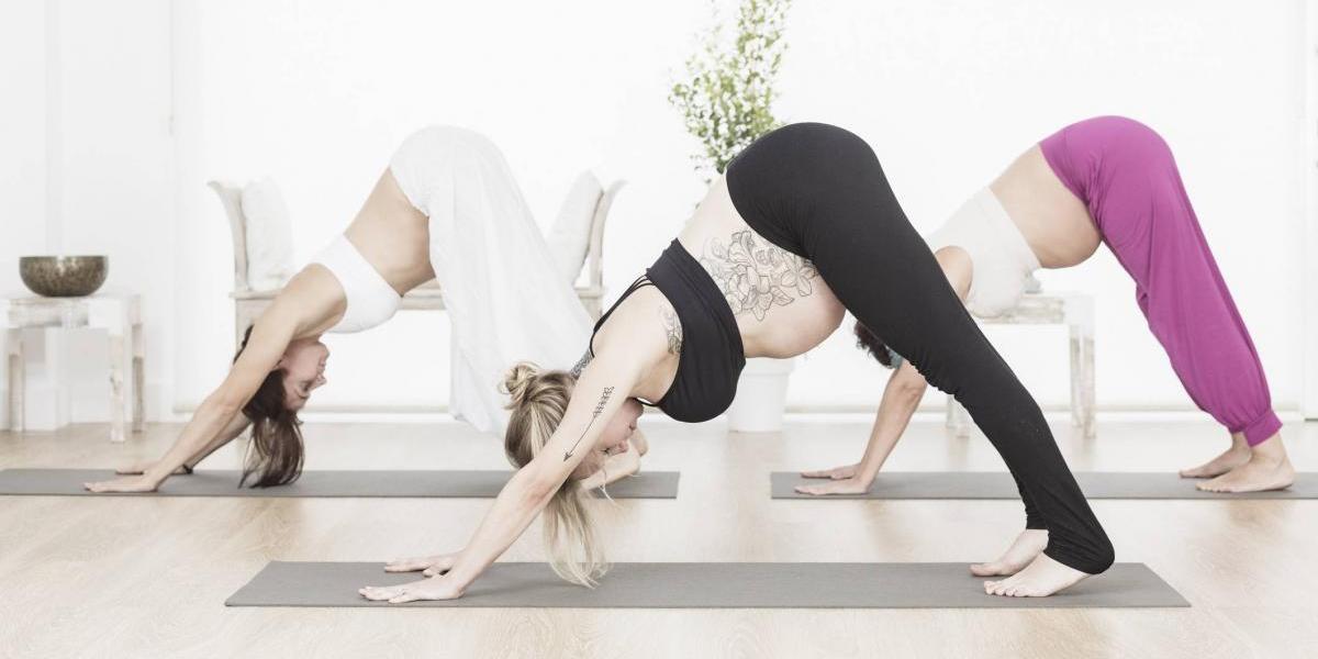 Beneficios de practicar yoga durante el embarazo