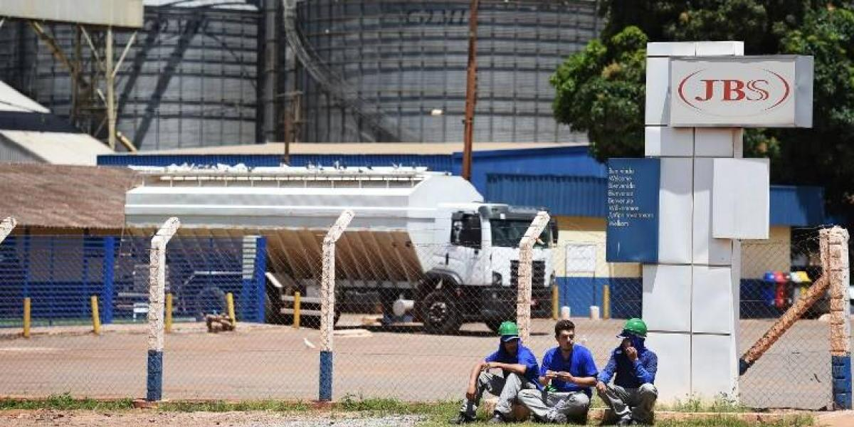Gigante de la carne de Brasil pagará la multa más cara de la historia