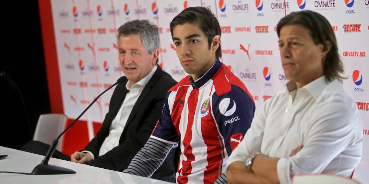¿Se va o se queda? Jorge Vergara revela el futuro de Matías Almeyda en Chivas
