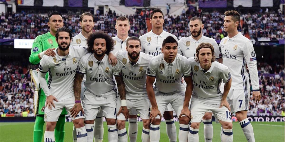 Jugador del Madrid es papá por segunda vez y nadie sabía que se casó