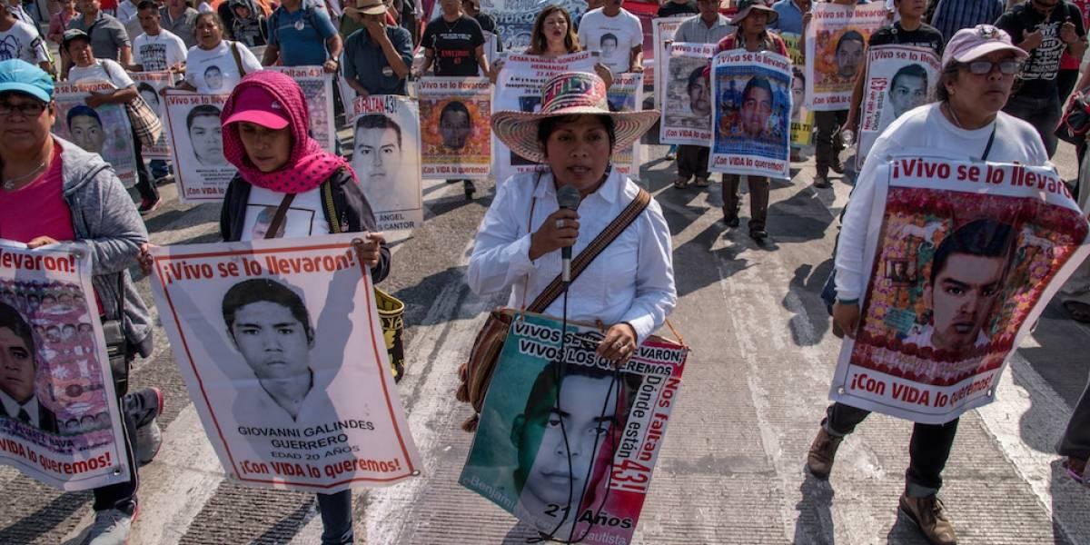 PGR entregará a partir de agosto resultados sobre caso Ayotzinapa