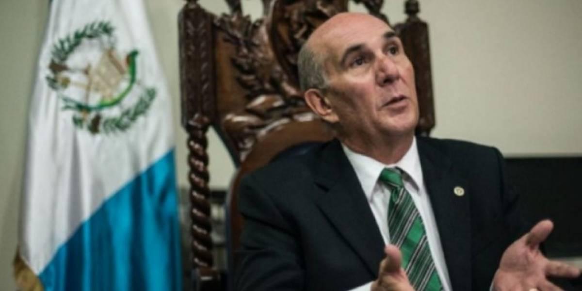 CSJ rechaza solicitud de antejuicio contra Mario Taracena
