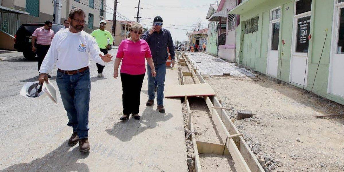 Recogerán esta semana escombros en distintas comunidades de Ponce