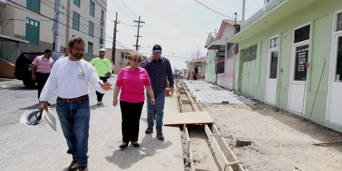 Ponce encamina construcción tras recibir fondos del BGF