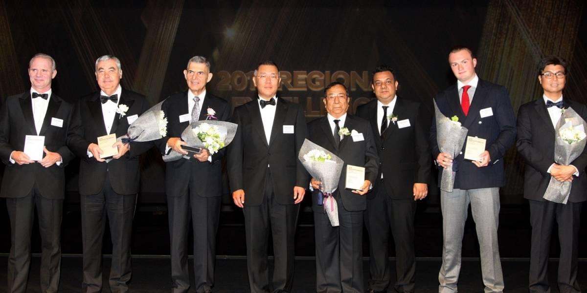 Gildemeister, premiado como uno de los mejores distribuidores del mundo