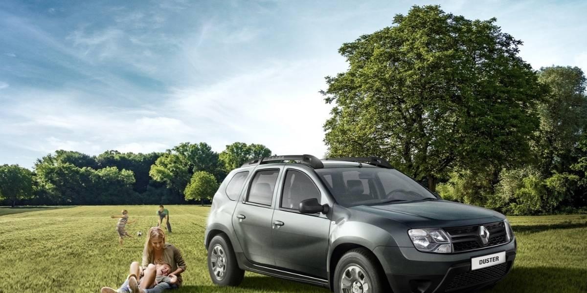 El Renault Duster cambia por todos lados