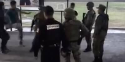 Fue provocación, forcejeo entre militares y jóvenes: FES Acatlán
