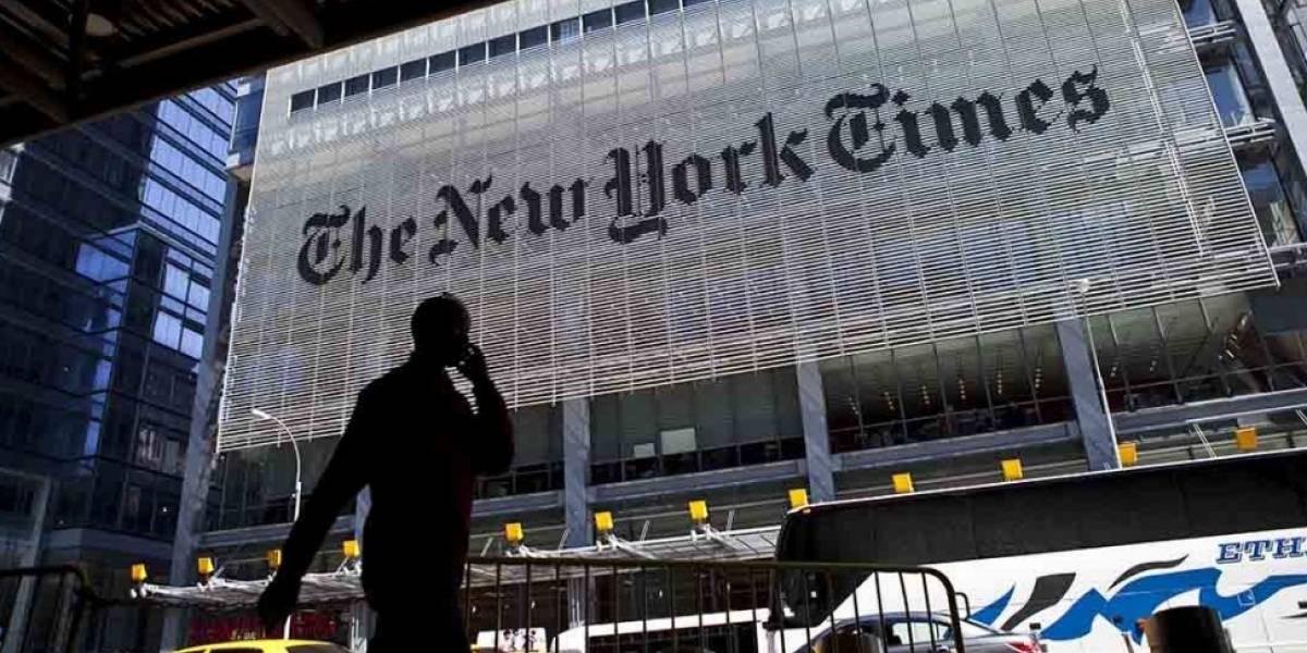 New York Times elimina cargo de editor público
