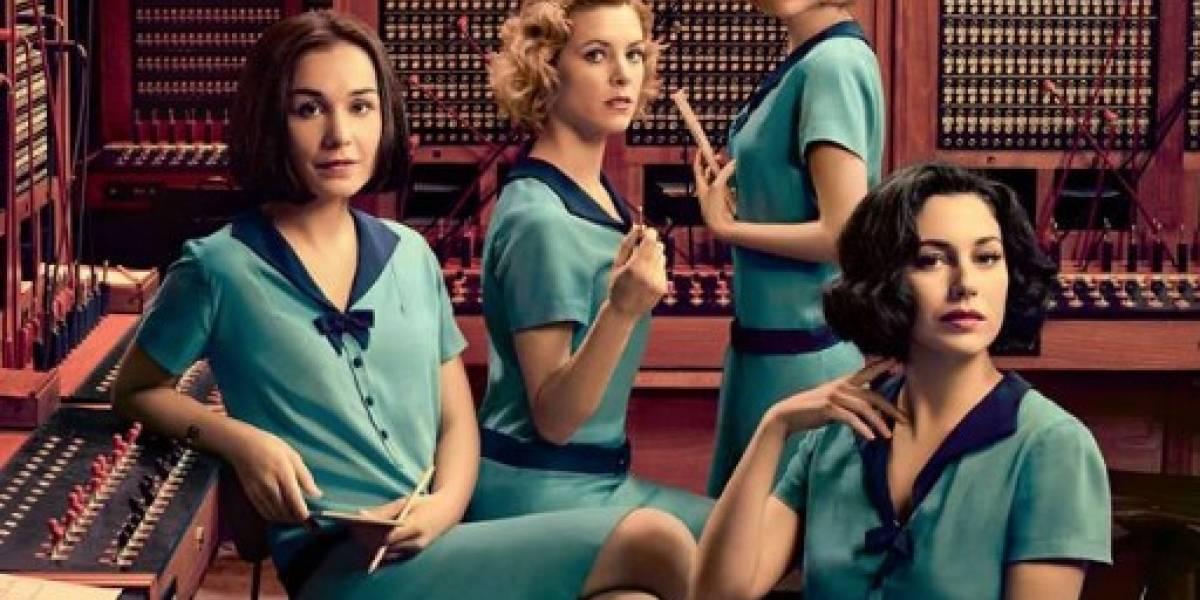 Segunda temporada de Las chicas del cable llegará en diciembre