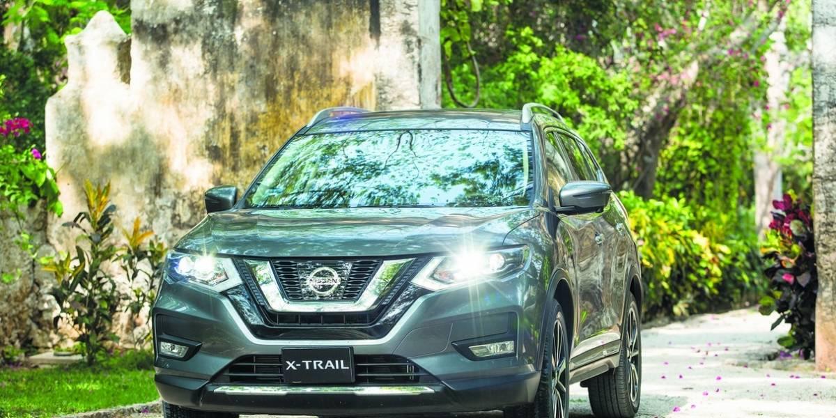 Avances tecnológicos de la Nissan X-Trail 2018