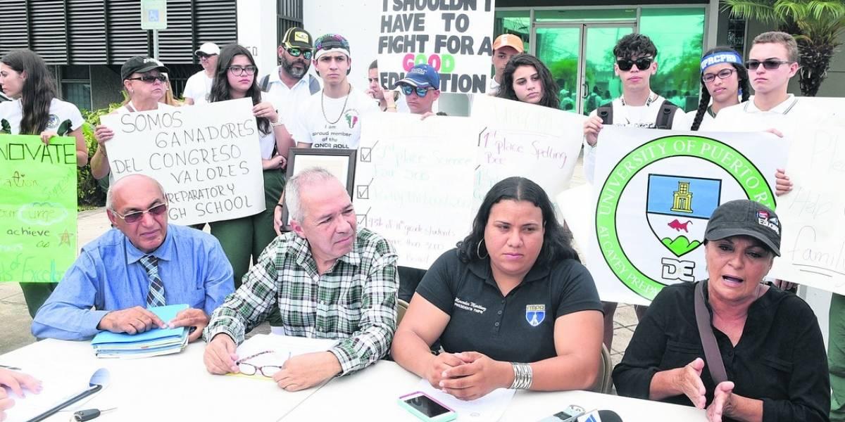 A cazar plazas vacantes maestros excedentes del DE