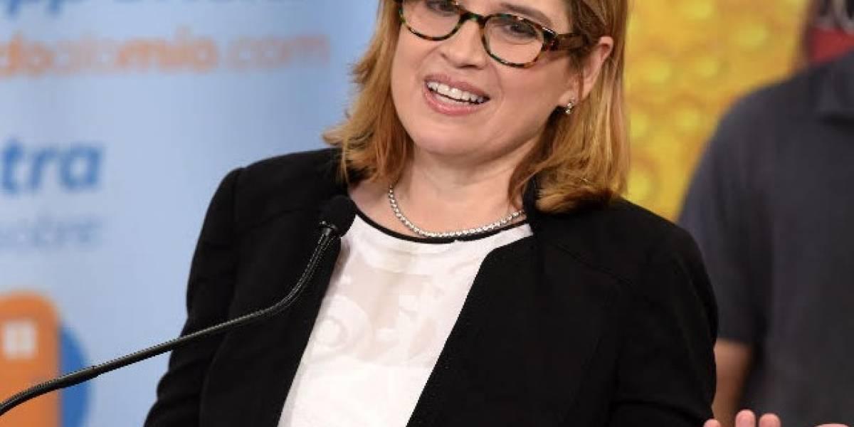 Carmen Yulín asegura que Rosselló es el mensajero de la Junta
