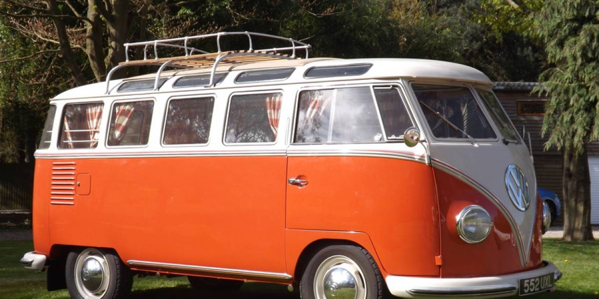 Subasta clásica: a remate un Volkswagen T1 de 1959