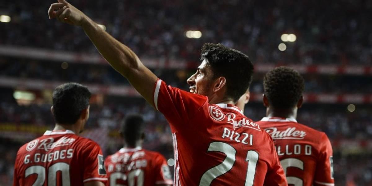 """El Pizzi portugués le respondió al Pizzi de la Roja: """"Ojalá nos encontremos y pueda abrazarlo"""""""