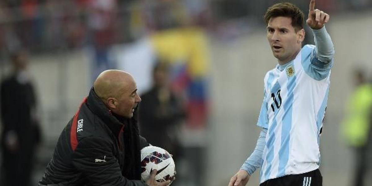 Sampaoli supera los primeros problemas económicos con la AFA y es oficialmente DT de Argentina