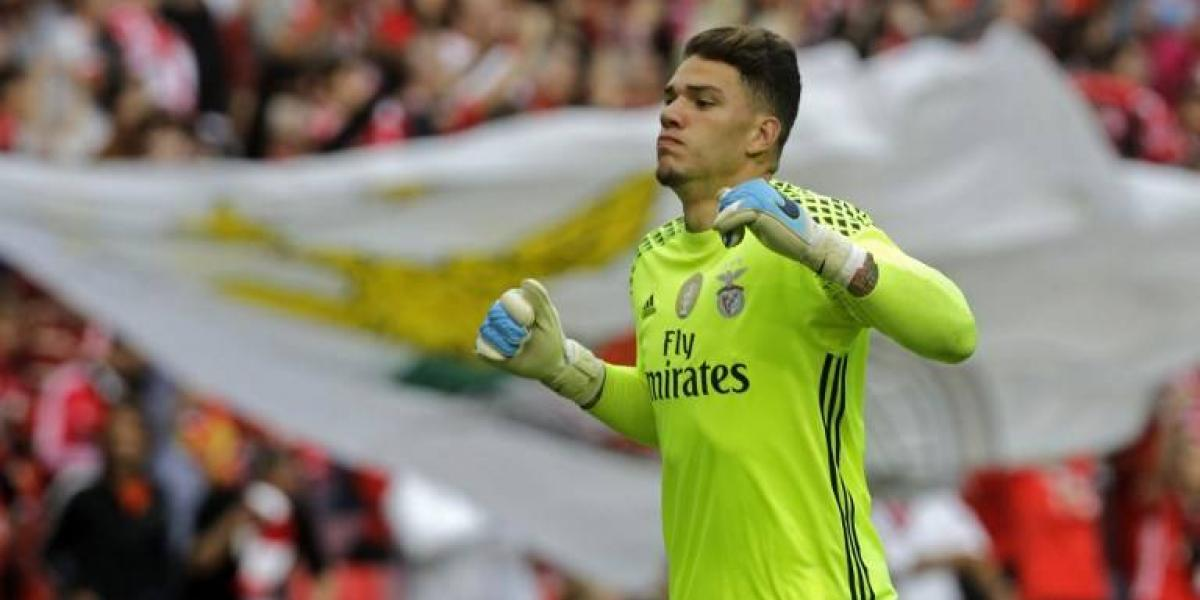 Ederson, la nueva joya brasileña que amenaza a Claudio Bravo en Manchester City