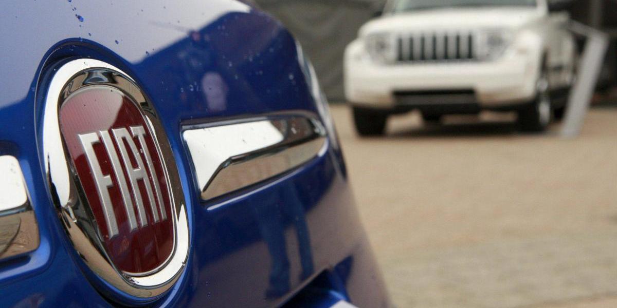 Fiat Chrysler vendió 193,040 vehículos en mayo, una caída del 1 %