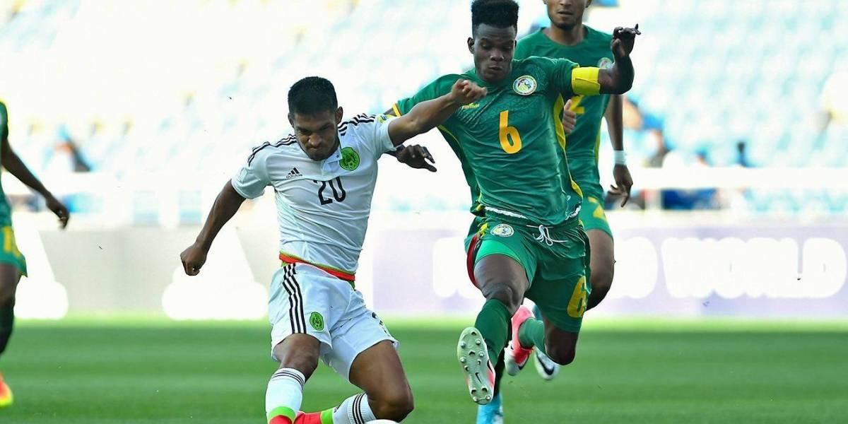 México vence a Senegal y avanza a Cuartos de Final del Mundial Sub20