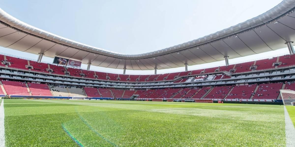 Los estadios de México que cumplirían los requisitos para el Mundial