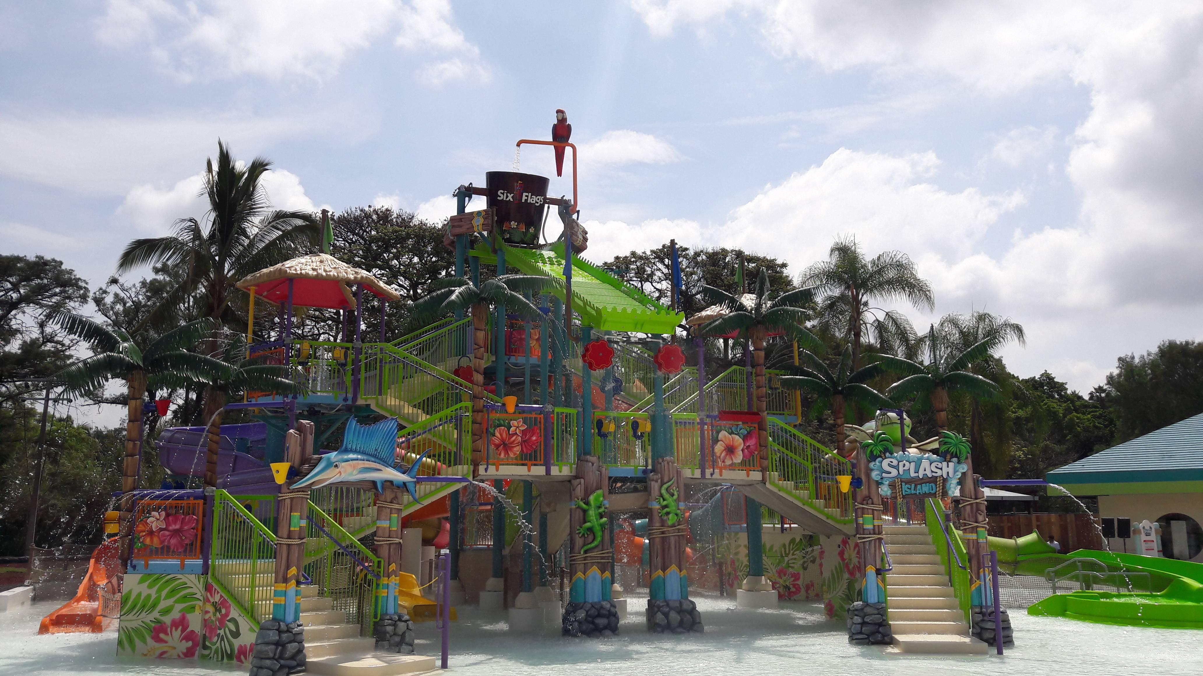 Oaxtepec tiene nueva atracción acuática