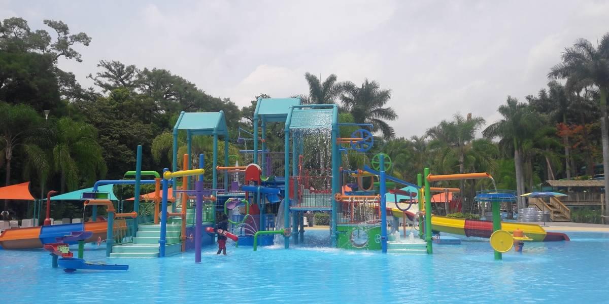 Oaxtepec tiene una nueva atracción acuática