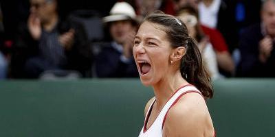 La colombiana Mariana Duque alcanza la tercera ronda de Roland Garros
