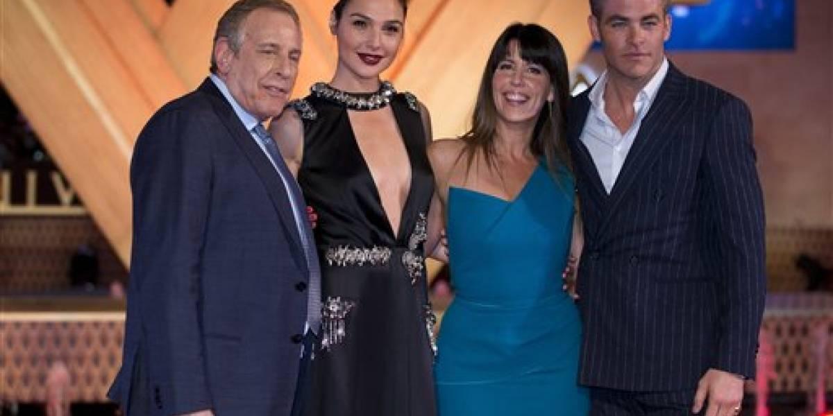 Directora de Wonder Woman buscó apoyo de Lynda Carter