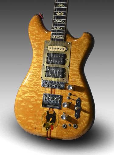Garcia Guitar