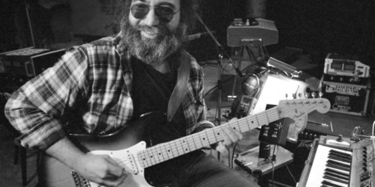 Guitarra Wolf de Jerry García se vende por $1,9MM