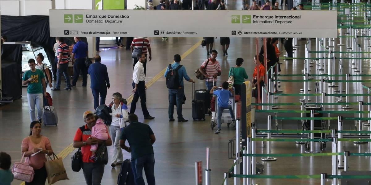 Protesto dos caminhoneiros cancela três voos em Brasília