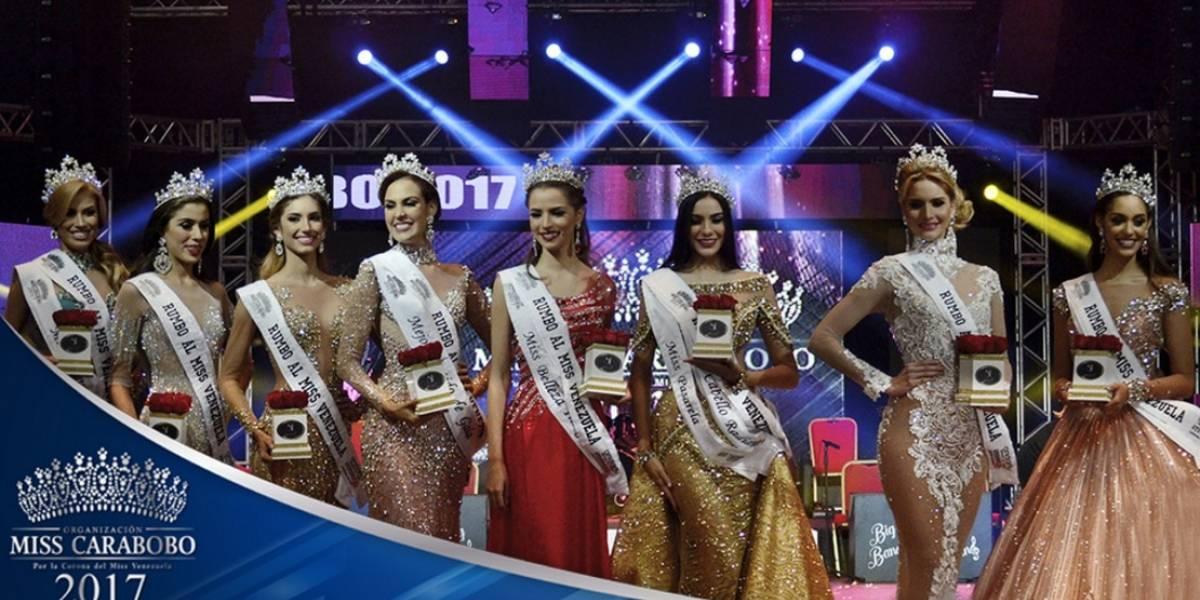 Sobrina de Hugo Chávez quiere ser Miss Universo