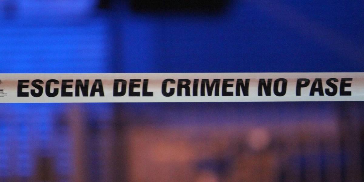 Reportan asesinato en Monte Hatillo