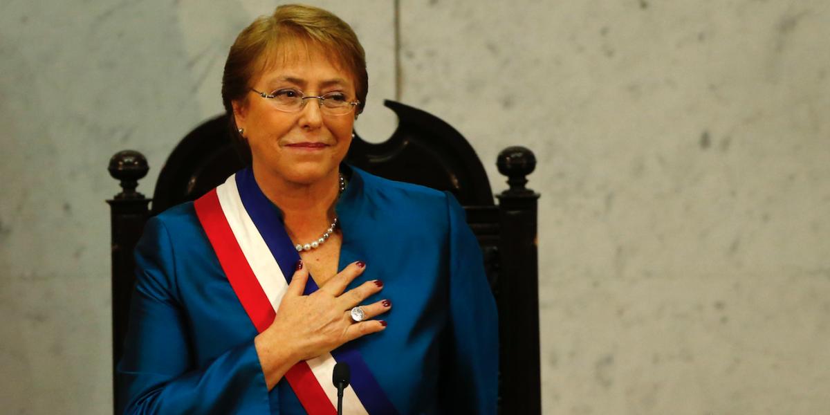 """Bachelet, a horas de su última Cuenta Pública: """"Siento un tremendo orgullo por lo realizado"""""""