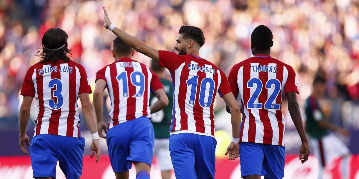 TAS ratifica castigo al Atlético de Madrid