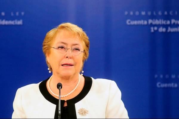 Bachelet- Adimark