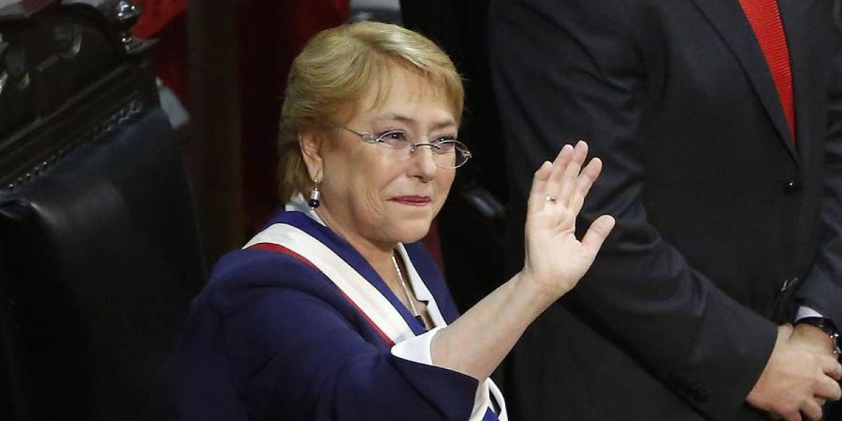 Matrimonio igualitario, inclusión laboral, gratuidad, L7 del Metro y fin del embarazo como preexistencia: los temas que marcaron la última cuenta pública de Bachelet