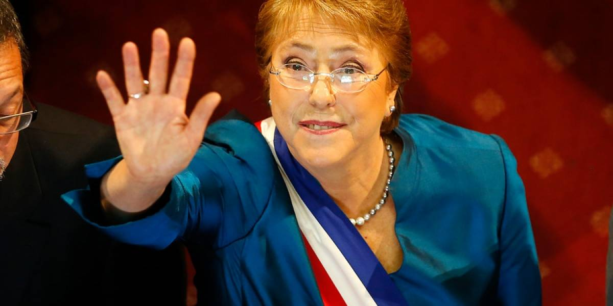 Minuto a minuto: la última e histórica cuenta pública de Michelle Bachelet