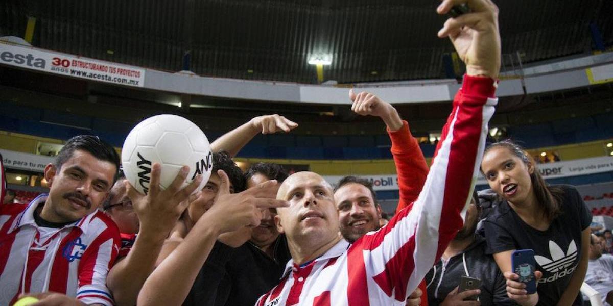 """Adolfo """"Bofo"""" Bautista anunció su retiro del futbol"""