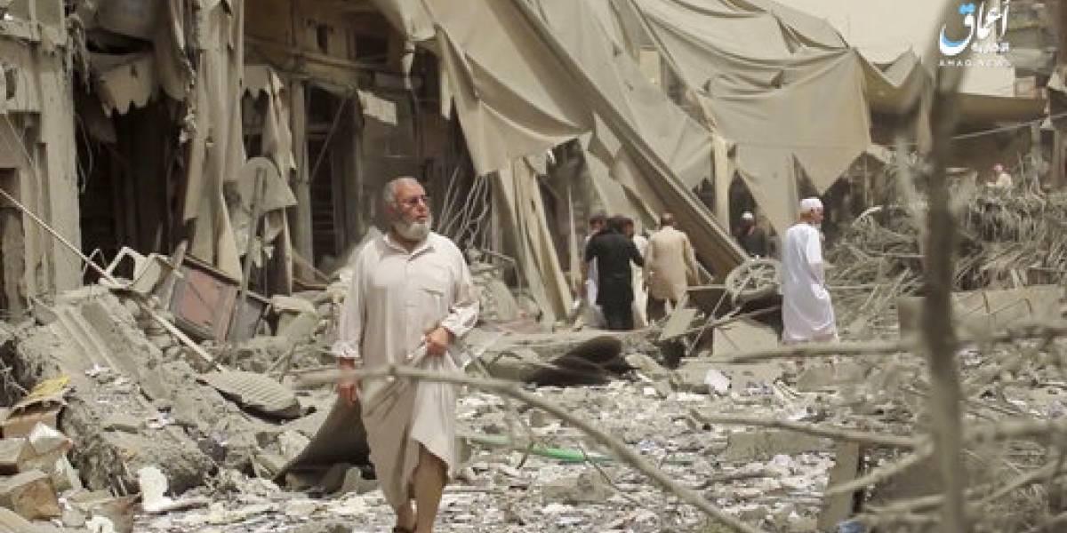 Muere fundador de agencia de noticias del Estado Islámico
