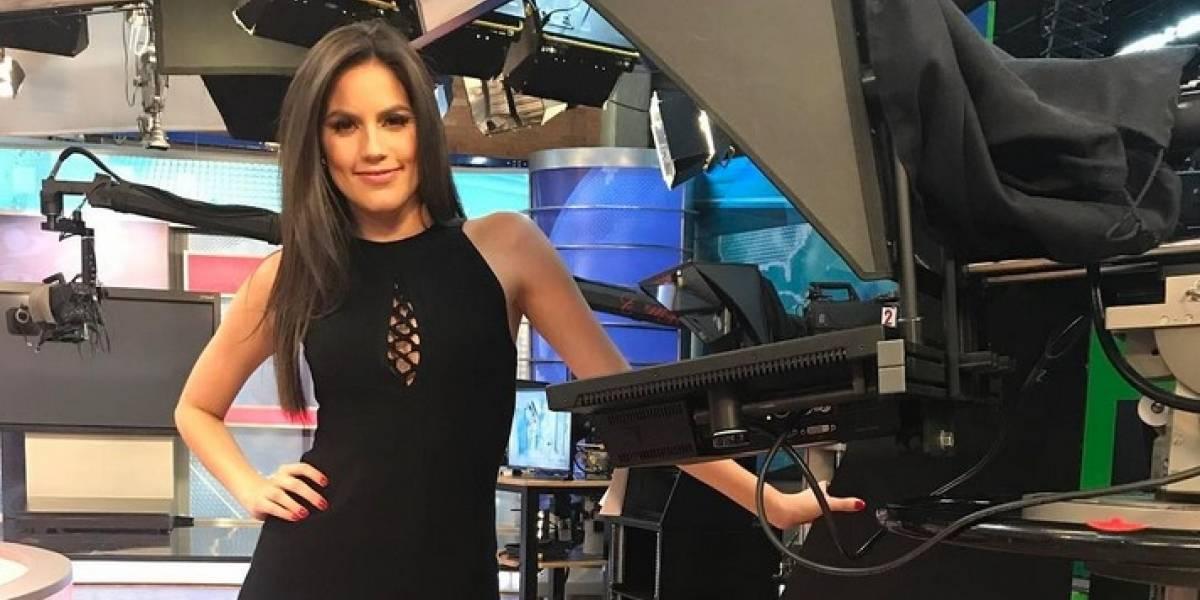 """Fuertes comentarios contra Linda Palma por referirse a compañero de Caracol con """"odioso"""" apodo"""