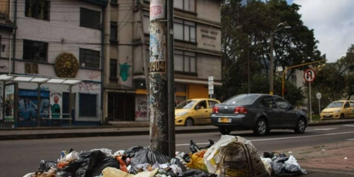 Alcaldía anuncia el nuevo esquema de basura en Bogotá