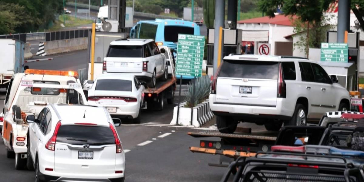 Las tarifas de los patios de tránsito podrían incrementarse en Bogotá