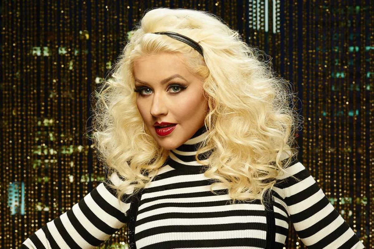 En un video, Christina Aguilera comparte imágenes de su ... - photo#50