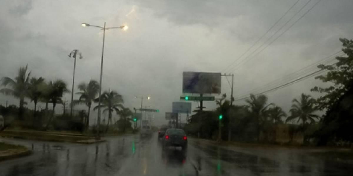 SMN pronostica lluvias de intensas a torrenciales en sur, sureste y centro del país