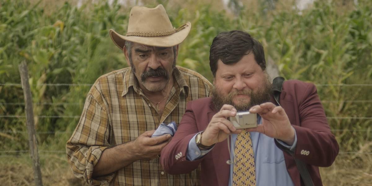 Rodrigo Salinas sale a explorar nuevos caminos en el humor